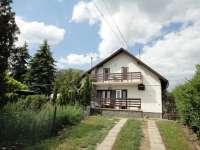 Ágota nyaralóház olcsón kiadó a révfülöpi strand mellett.. Ferienhaus frei - Révfülöp
